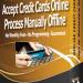 Offline Credit Cards